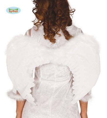 weiße Engel Flügel für Damen