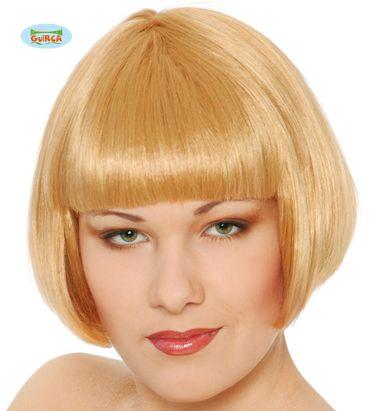 Bob Kurzhaar Perücke in blond für Damen