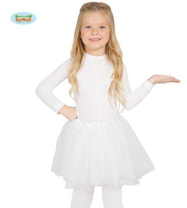 Tütü Tutu weiß für Kinder ca. 30cm