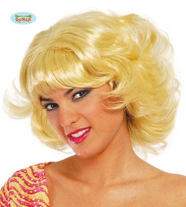 blonde Perücke für Damen