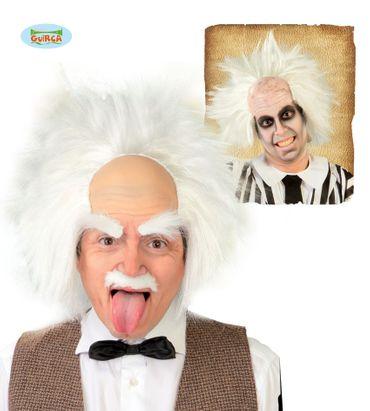 Einstein Perücke für Herren