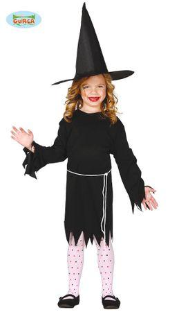 Kleine Hexe Kinder Kostüm 110 - 146