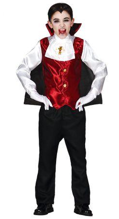 Dracula Kostüm für Kinder Gr. 98/104