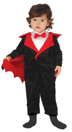 Baby Dracula Kostüm für Jungen Gr. 68-92