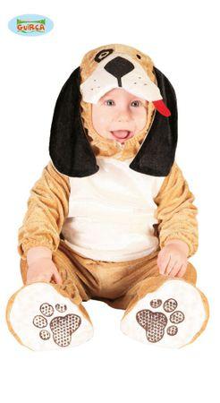 Baby Hund - Kostüm für Kinder Gr. 86-98