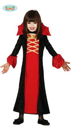 Vampir Kostüm für Mädchen Gr. 98-146