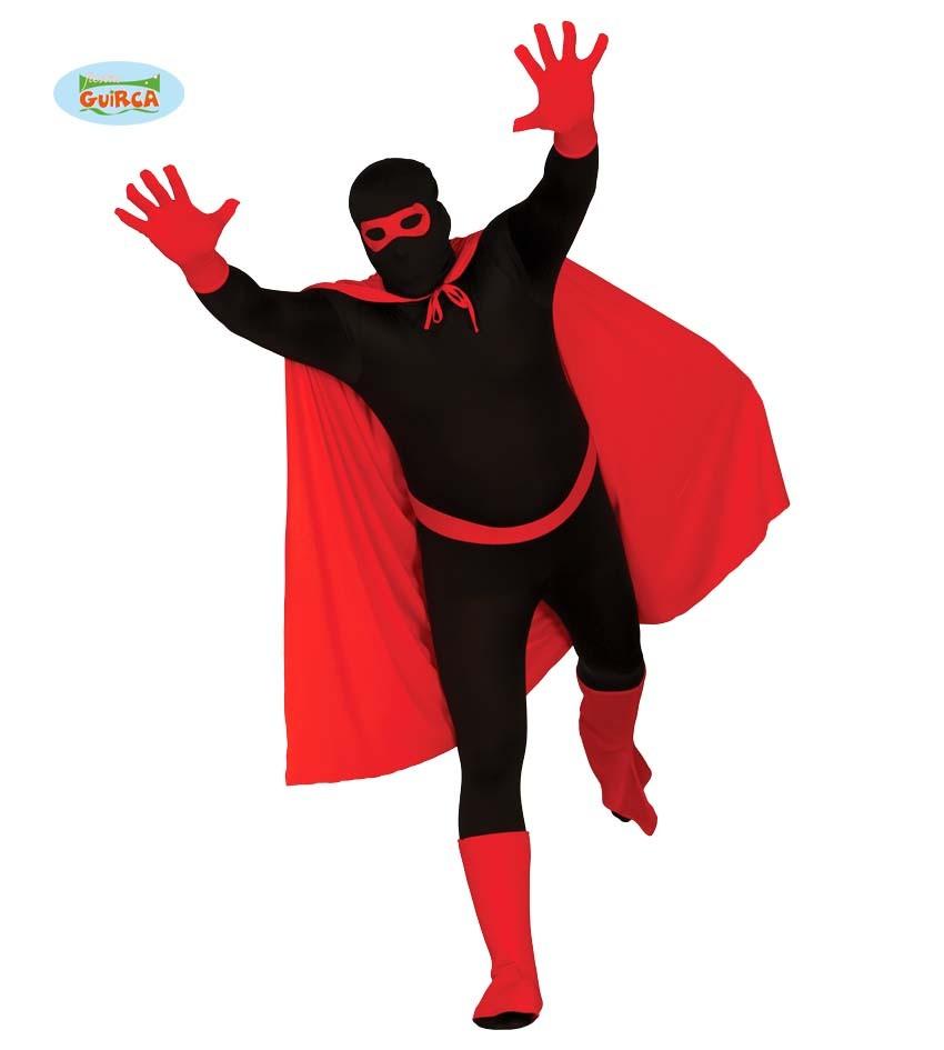 rotes superheld hero set f r herren kost m online shop. Black Bedroom Furniture Sets. Home Design Ideas