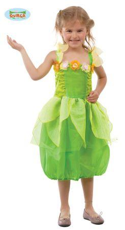 grüne Fee - Kostüm für Mädchen Gr. 110 - 146