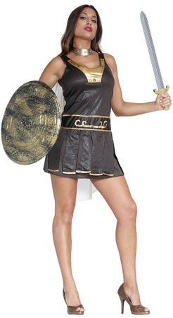 sexy Gladiatorin Kostüm für Damen Gr. S - L