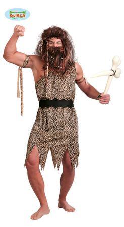 Höhlenmensch Kostüm für Herren Gr. M-L