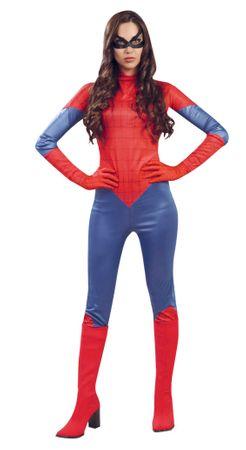 Superheldin Spinne - Kostüm für Damen Gr. M-L