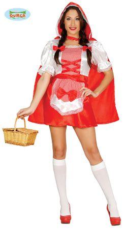 Rotkäppchen Kostüm Märchenkostüm für Damen Gr. M u. L