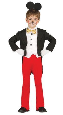berühmte Maus - Kostüm für Kinder Gr. 98 - 134