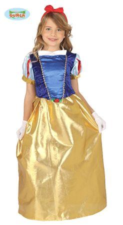 Schneewittchen Kostüm für Mädchen