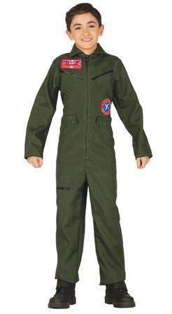 Jetpilot Kostüm für Kinder