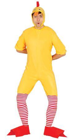 Küken Kostüm für Erwachsene in Gr. M -L