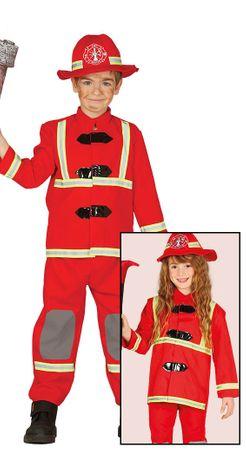 Feuerwehr Kostüm für Kinder