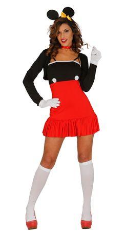 Maus Kostüm für Damen
