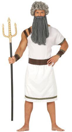 Spartanischer Gladiator Karneval Kostüm für Herren in Gr M - L