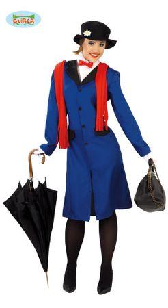 fliegendes Kindermädchen - Kostüm für Damen Gr. M/L