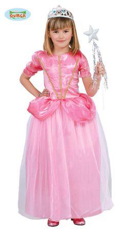 rosa Märchen Prinzessin - Kostüm für Mädchen Gr. 110 - 146