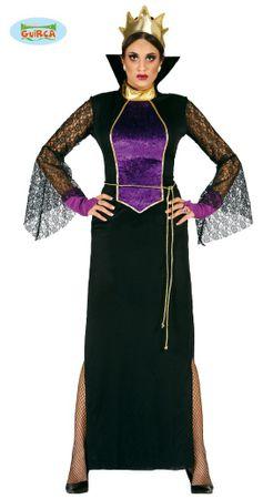 böse Stiefmutter Königin Kostüm für Damen Gr. M/L