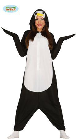 Pinguin Ganzkörperanzug für Damen Größe M - L