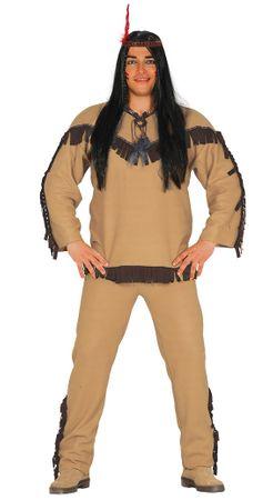 Indianerkostüm Kostüm Indianer Squaw Apache Gr. M/L