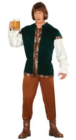 Gastwirt Kostüm historisch für Herren