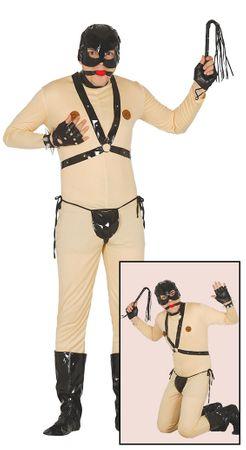 Bondage Sex Sklaven Kostüm Gr. M - L