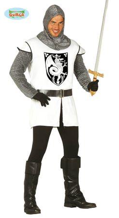 mittelalterlicher Ritter Kostüm für Herren Gr. M - L