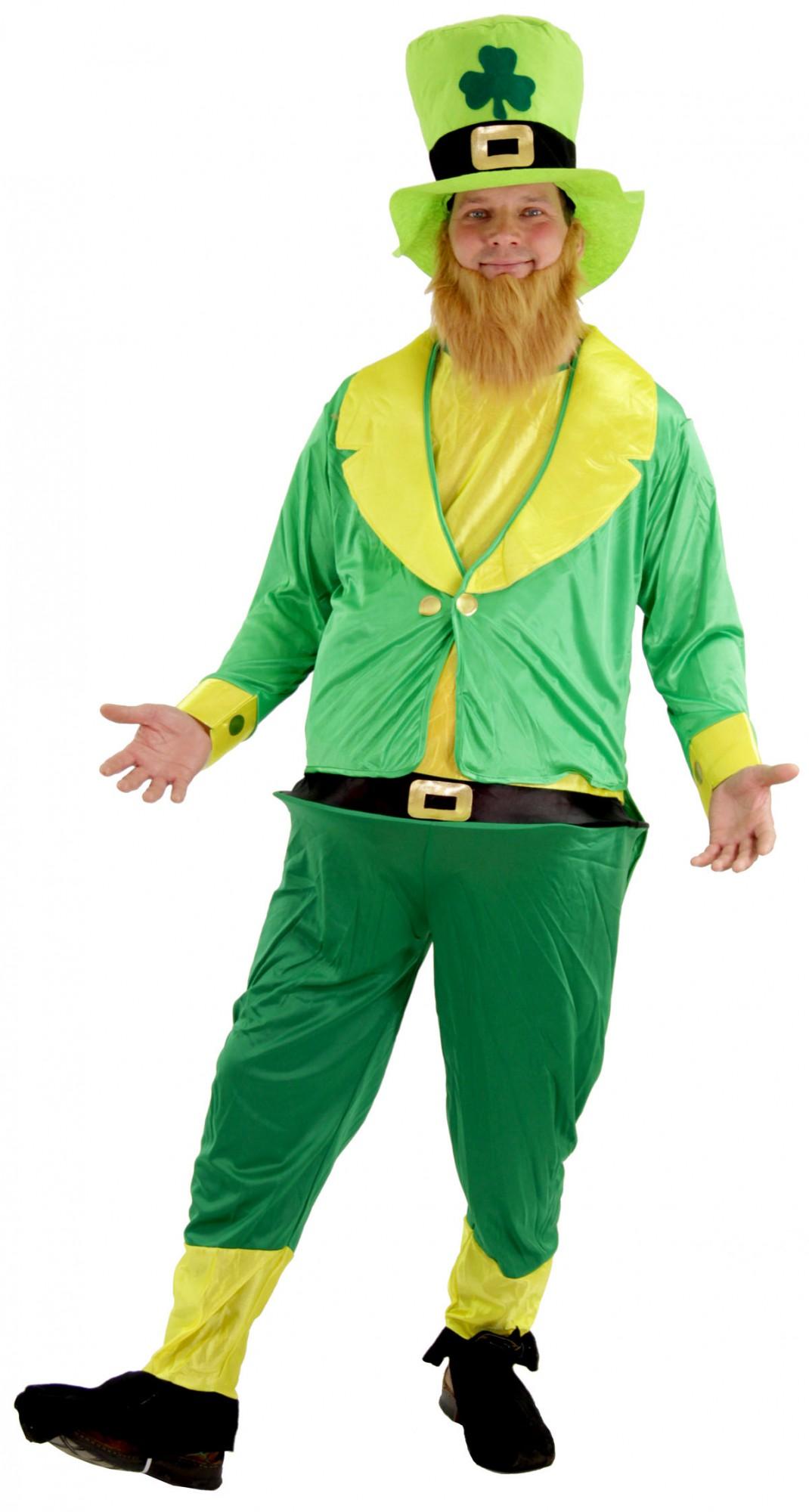 Irischer Kobold Kostum Koboldkostum Fur Herren Gr M Xxxl Kostum