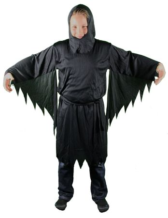 Kinder Sensenmann Kostüm