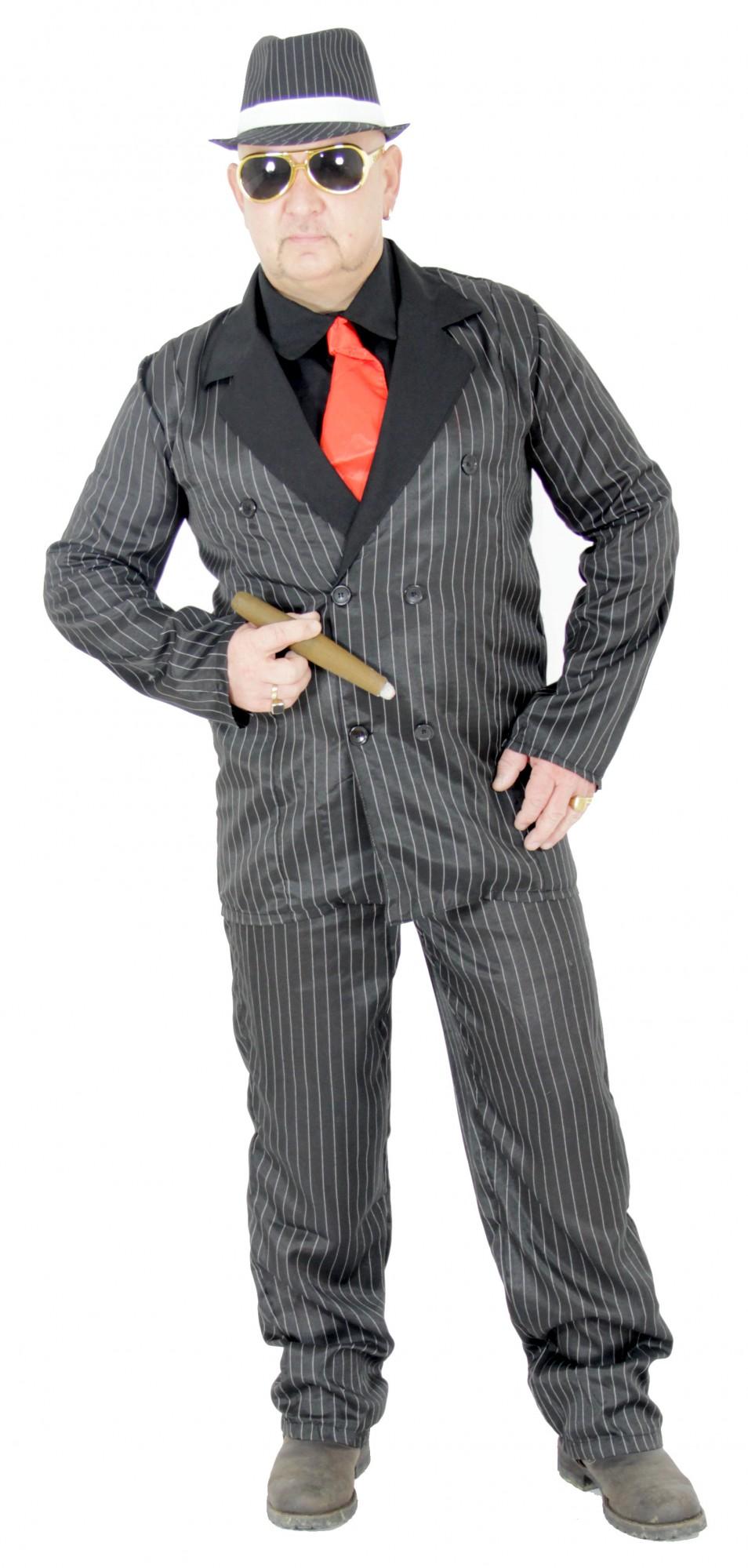 20er Jahre Gangster Kostum Mafia Boss Fur Herren Kostum Online