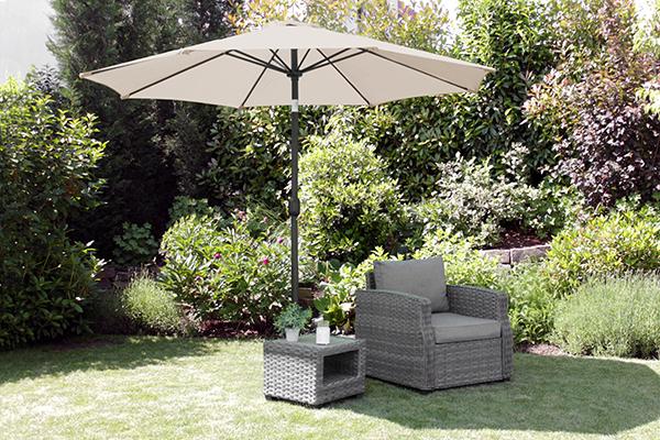 Perfekter Sonnenschutz für Ihren Garten