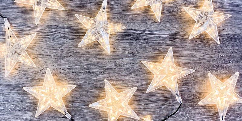 Individuelle Lichterketten für die gemütlichste Zeit im Jahr!