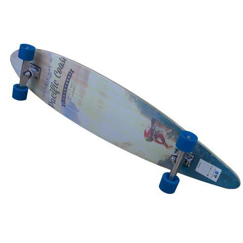 Longboard Skateboard Variante – Bild 11