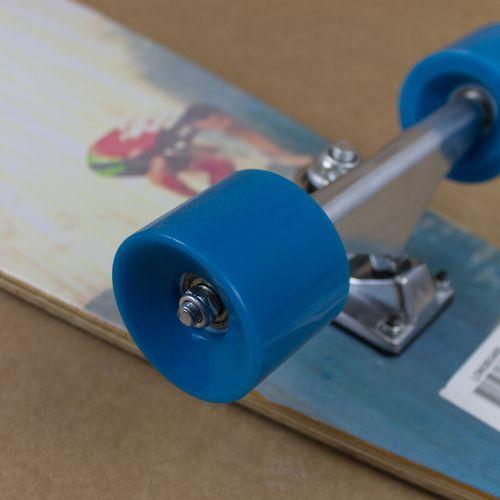 Longboard Skateboard Variante – Bild 7