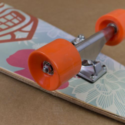 Longboard Skateboard Variante – Bild 5