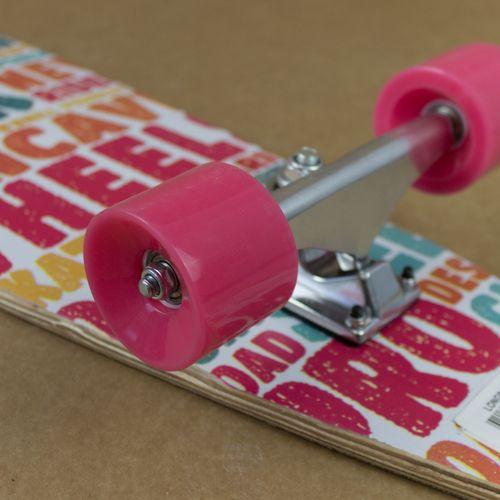 Longboard Skateboard Variante – Bild 3