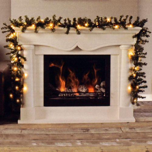Weihnachtsgirlande 270cm 35 Lampen – Bild 1