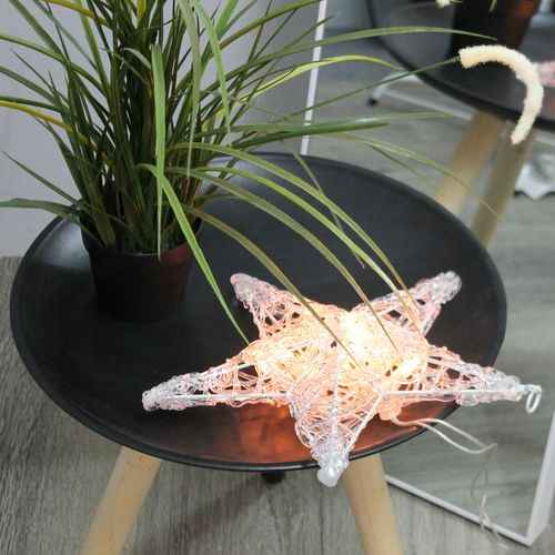 Beleuchteter Stern 30cm – Bild 5