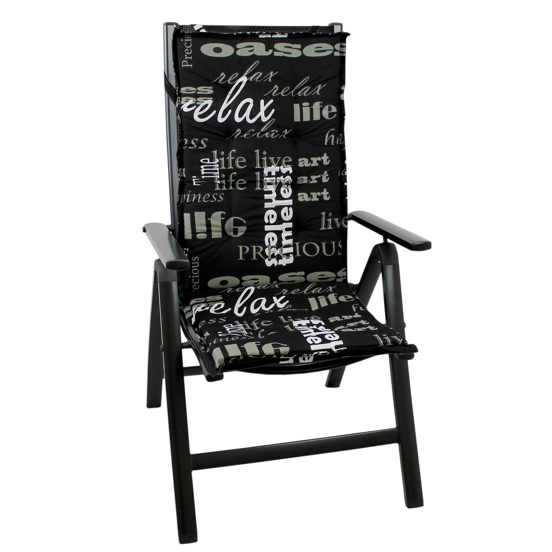 hochlehner sitzauflage polsterauflage 115x47cm. Black Bedroom Furniture Sets. Home Design Ideas