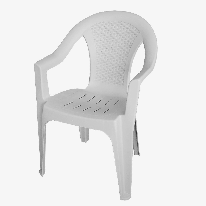 2 st ck stapelstuhl ischia wei garten gartenst hle stapelst hle. Black Bedroom Furniture Sets. Home Design Ideas