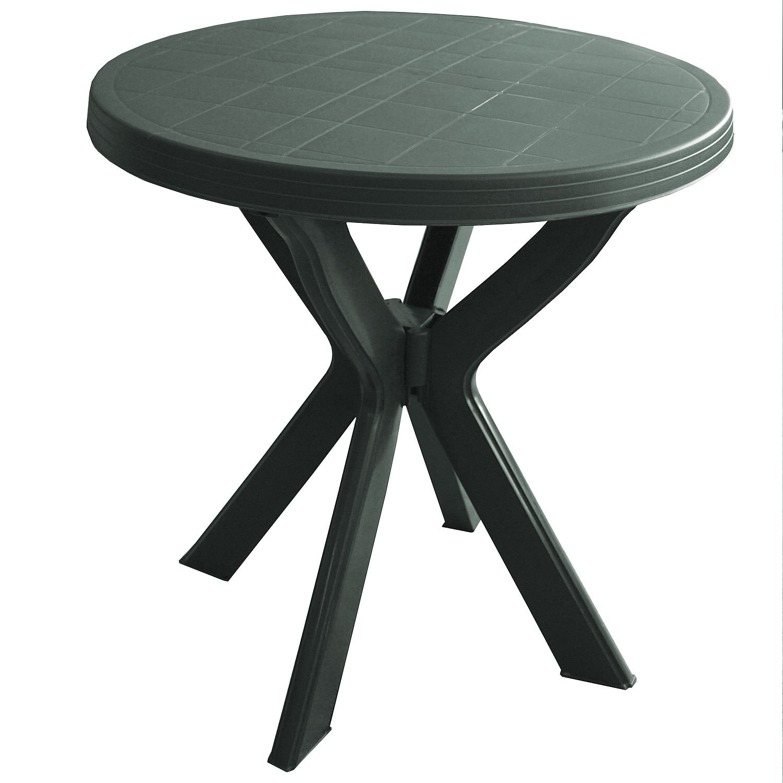 Gartentisch Beistelltisch Campingtisch 165x110cm Kunststoff Terrassentisch Grün