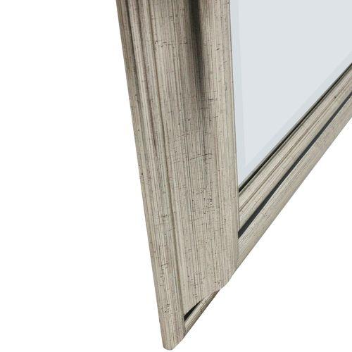 Wandspiegel mit Facettenschliff 140x60cm - Silbergold – Bild 4