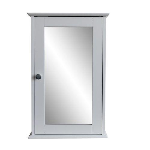 Spiegelschrank 53x34x15cm Hängeschrank Wandschrank – Bild 1