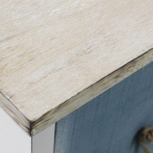 Schrank 30x89x55cm mit 5 Schubladen – Bild 4