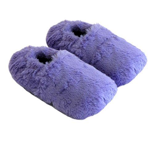 Thermo Sox aufheizbare Hausschuhe Körnerpantoffeln Supersoft – Bild 3