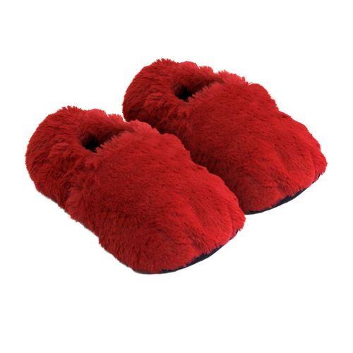 Thermo Sox aufheizbare Hausschuhe Körnerpantoffeln Supersoft – Bild 16